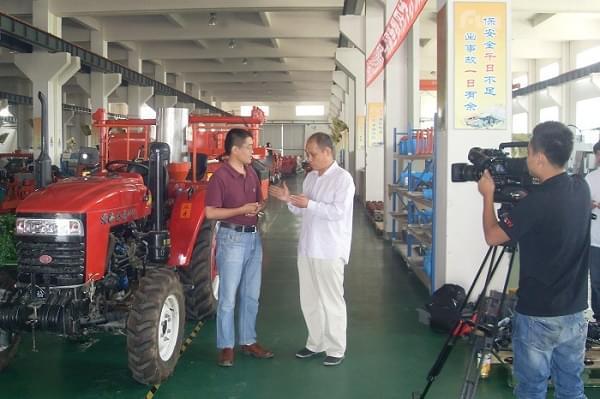 富来威甘蔗种植机获云南省科学技术进步奖