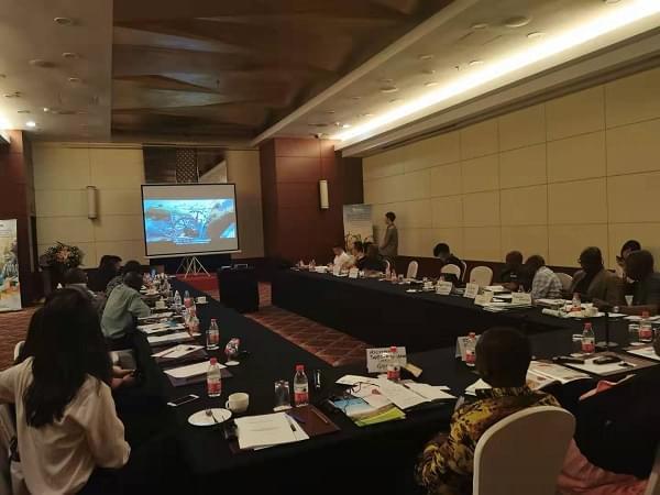 富来威插秧机得到非洲农业部领导青睐