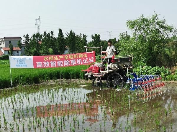 江苏省省作物移栽机械化工程技术研究中心十大创新成果