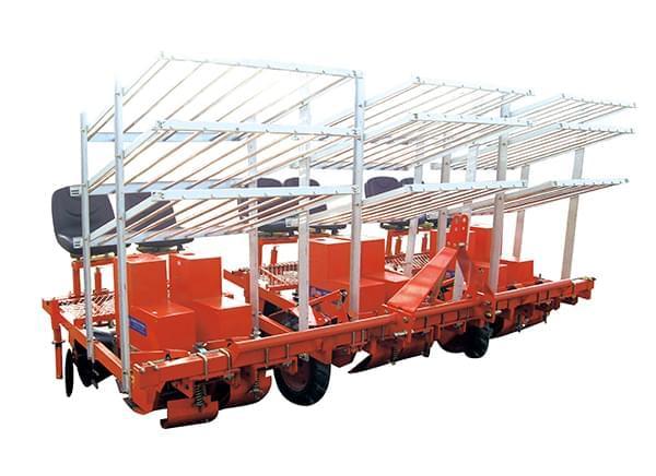 富来威2ZBX-6悬挂式吊杯移栽机