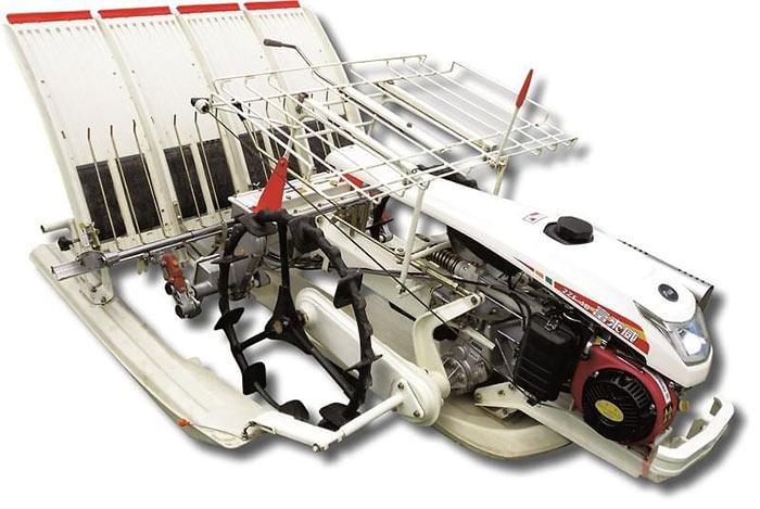 富来威2ZF-4B手扶式插秧机