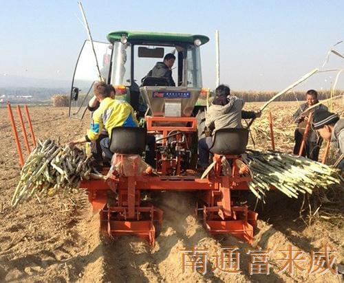 甘蔗种植机
