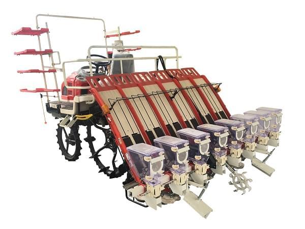 富来威2BD-8水稻穴播机
