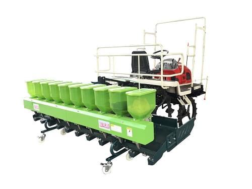 富来威2BDX-10水稻穴播机